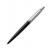 Creion mecanic 0.5mm Parker Jotter Royal Bond Street Black CT personalizat